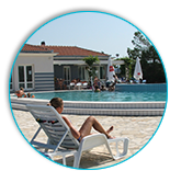 camping Swimming pools Zaton Peros