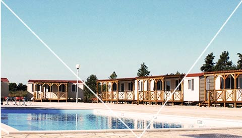 Mobile Homes Zaton Peros